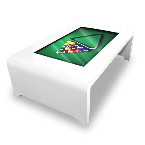 Water-proofed 43 inch HD LCD touchscreen game tables
