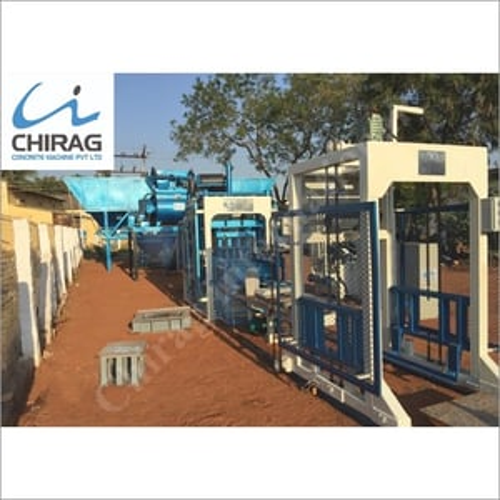 Chirag Unique Hollow Block Machine