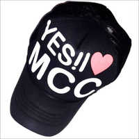 Promotional Black Cap