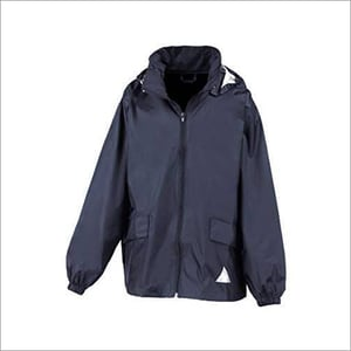 Plain Windcheater Jacket