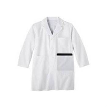 Lab Coat White
