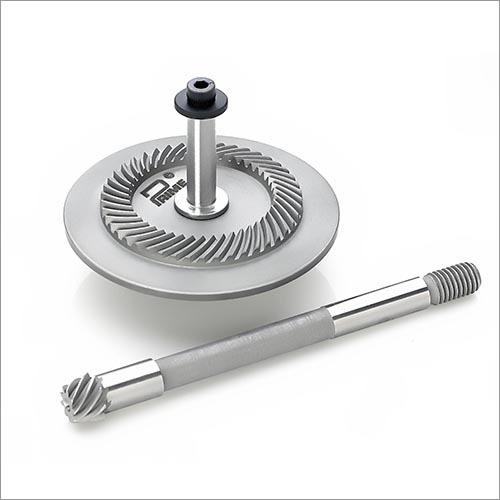 Chenille Crown Gear & Pinion (Spiral)