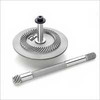 Chenille Crown Gear & Pinion (Spiral)
