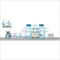 Chirag All In One Hydraulic Concrete Block Making Machine