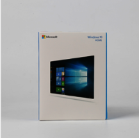 Microsoft Windows 10 Home Retail Version with FPP key