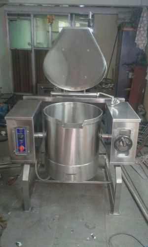 Electric Tilting Boiling Pan