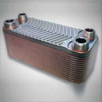 Brazed Plate Type Heat Exchanger