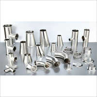 Customized Stainless Steel Fittings
