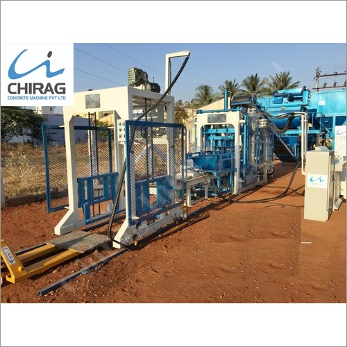 Chirag Superior Technology Multifunction Brick Machine