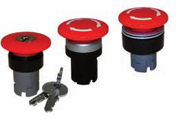 Panel Actuators and Indicators