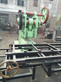Single Punch perforation Machine