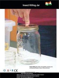 Insect Killing Jar