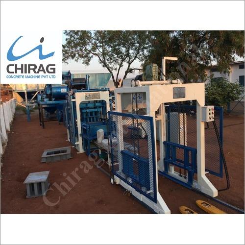 Chirag Multi-Production Concrete Brick Making Machine