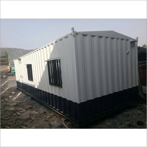 Color Coated Portable Office Cabin