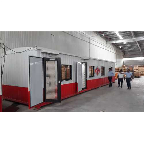 Prefabricated Office Site Container