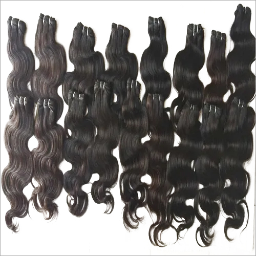 Wavy Raw Indian Hair