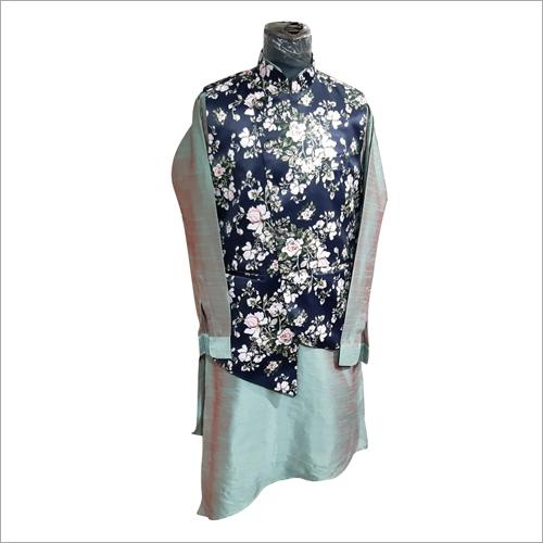 Mens Linen Designer Jacket