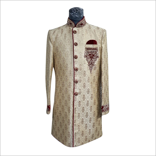 Mens Designer Wedding Sherwani