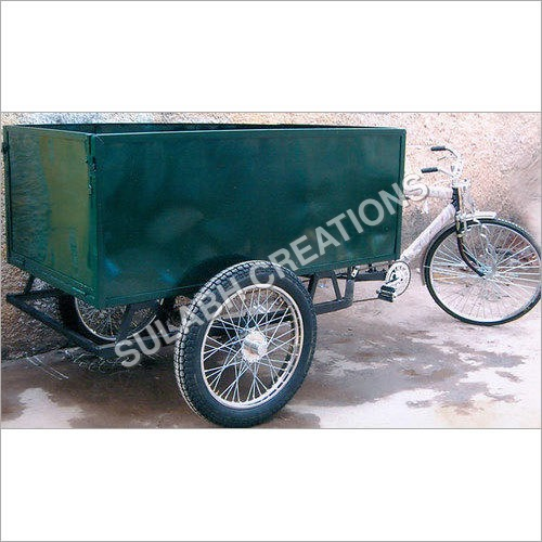 Garbage Cycle Rickshaw