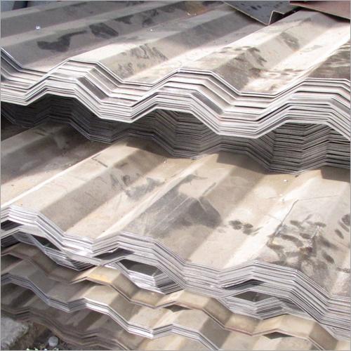 SS Corrugated Metal Sheet