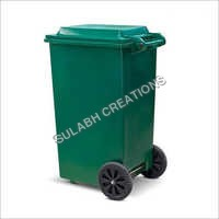 Two Wheeled Waste Bins