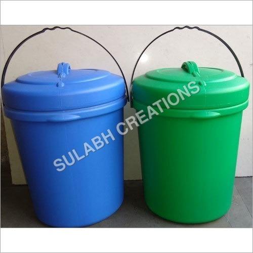 10 Liters Plastic Dustbin