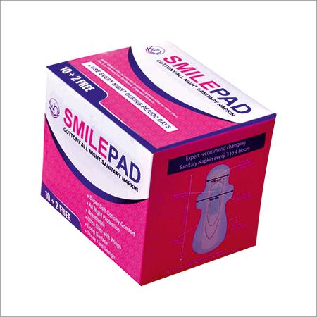 SmilePad Sanitary Napkin