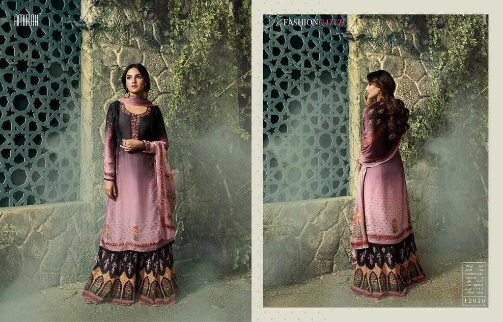 Digital Printed Salwar Suits
