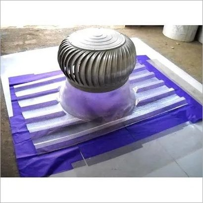 Air Turboventilator With Polycarbonate Base Certifications: Iso 9001 : 2015 Certified