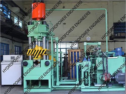 Hydraulic Upsetting Machine