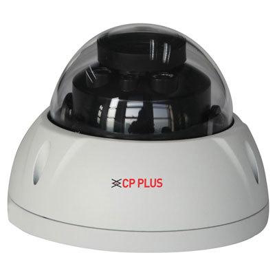 8MP Full HD WDR IR Vandal Dome Camera - 30Mtrs