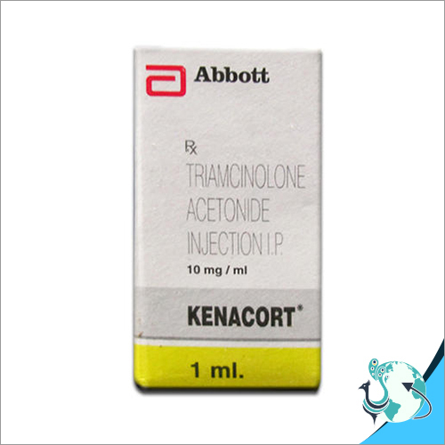 10ml Triamcinolone Acetonide Injection IP