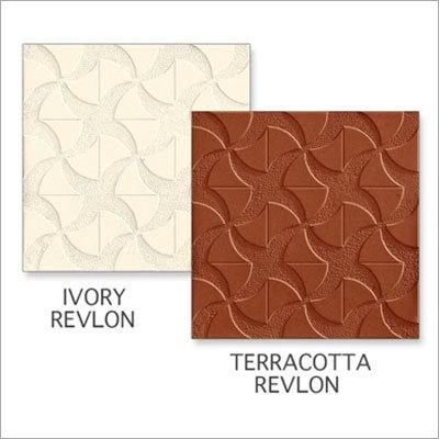 Ivory Revlon-Terracotta Revlon Tile