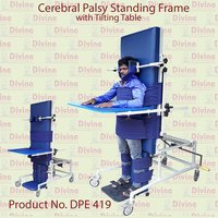 Cerebral Palsy Standing Frame with Tilting Facility Adults