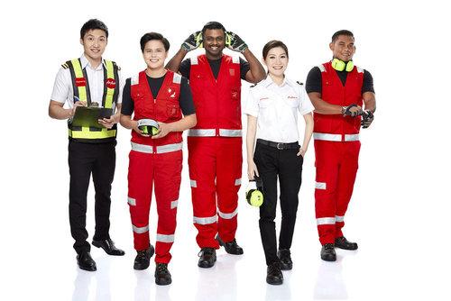 Ground Staff Uniforms
