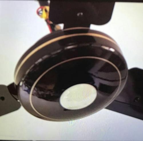 Solar BLDC Fans