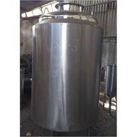 Stainless Steel Jacketed Tanks