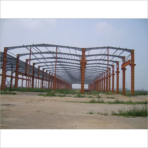 Pre Engineered Building Steel Structure