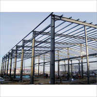 Prefabricated Steel Building Structure