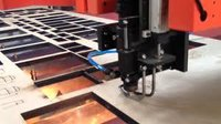 Die board Laser cutting
