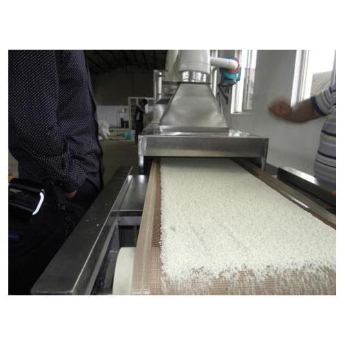 Continuous Microwave Rice Sterilizing Machine