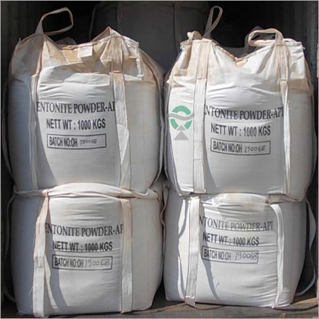 Bentonite Superwhite