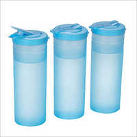 Plastic Fridge Bottle Set