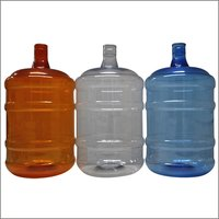 Mineral Water Plastic Jar