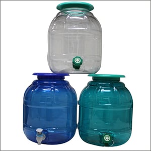 Plastic Water Jar Dispenser