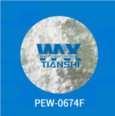 Micronized PTFE modified PE Wax PEW-0674F