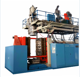 500L Blow Molding Machine 500L 1-3 Layers