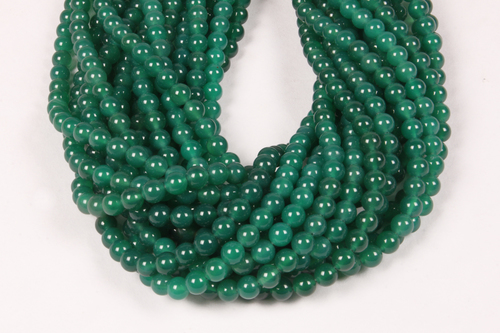 Green Onyx 8 MM Beads