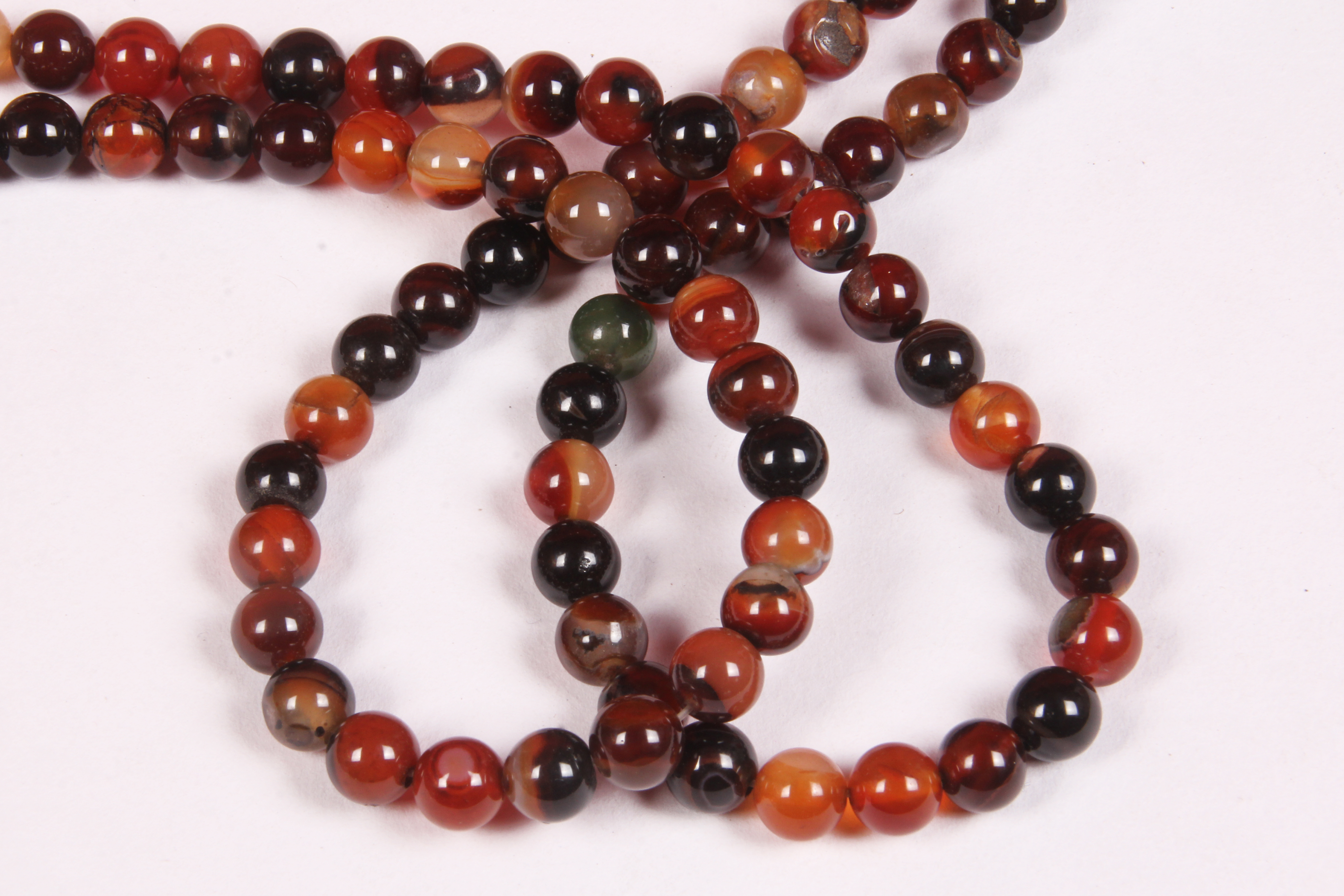 Multi Onyx 8 MM Beads