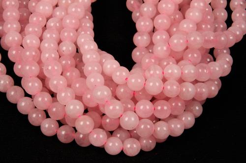 Rose Quartz 8 MM Beads